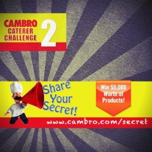 Caterer Challenge 2