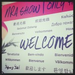 NRA Welcome