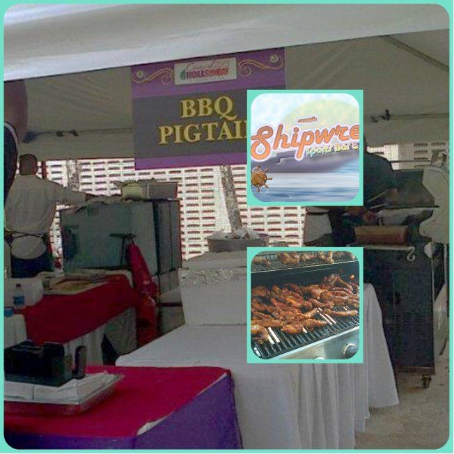 Shipwrecked: Trinidad Caterer