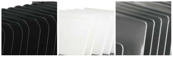 Cambro trays - cutting boards - sheet pans