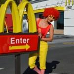 Ronald at McDonalds