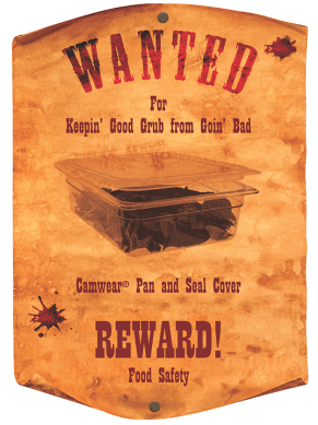 Wanted Poster Pan Se#8059D7