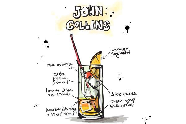 John Collins - Cambro Blog - recipe