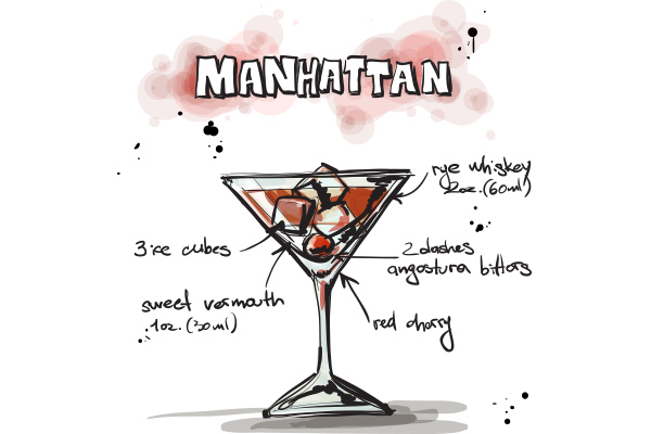 Manhattan - Cambro Blog - Recipe