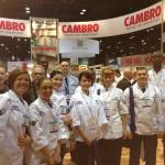 Armed Forces atCambro Booth