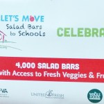 Celebrating 4000 salad bars