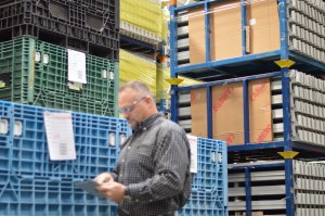 Shelving - NSF inspection - Cambro Blog3