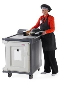 MDC1520S10191 MODLE LIFT BLACK TRAY