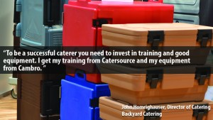 Catersource_training