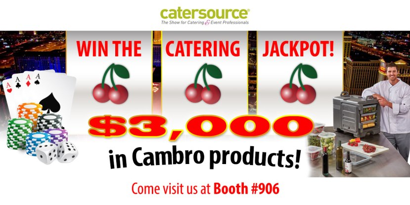 Cambro at Catersource 2018