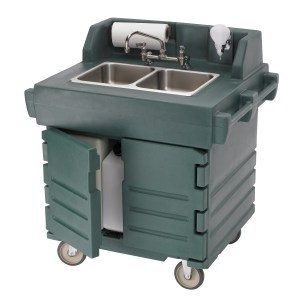 CAMKIOSK HAND SINK Kentucky Green