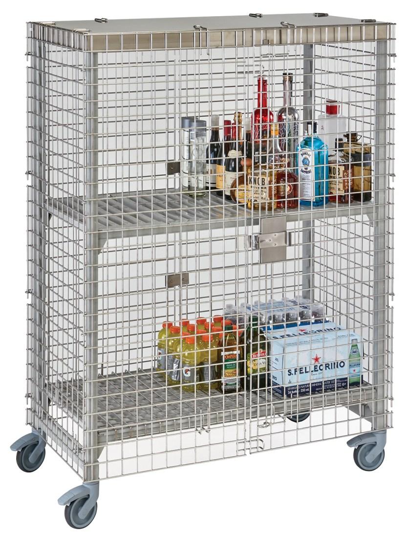 CPMU244867SUPKG Security Cage Drinks