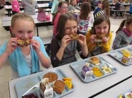 Chicken Dinner kids