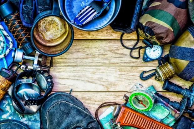 Camping Essentials Supply List