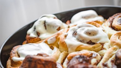 Photo of Delicious Dutch Oven Cinnamon Rolls Recipes
