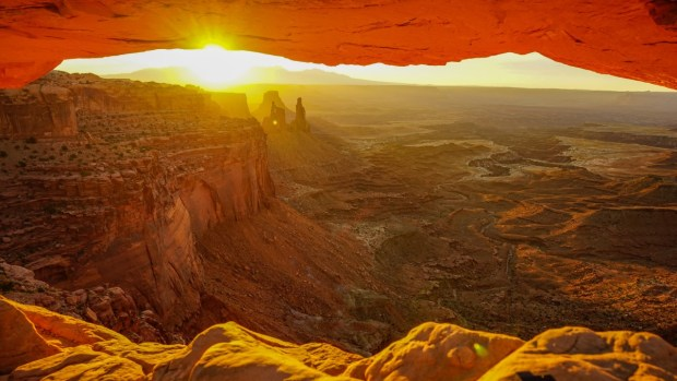 desert camping - best camping in utah