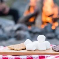 smores recipes by the campfire