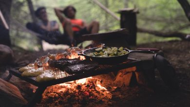 Photo of 12 Best Camp Kitchen Accessories for Camping Cooks