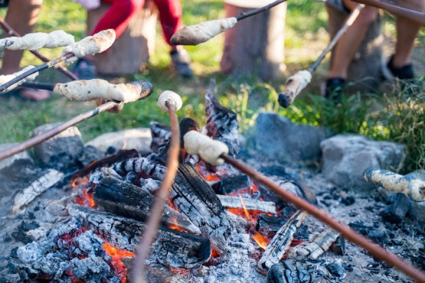 campfire bannock recipe
