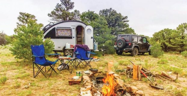 7 tiny camping trailers for big adventures
