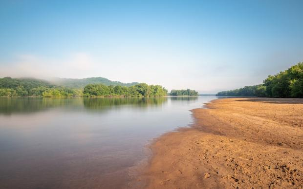 best campgrounds in Wisconsin - Kickapoo Valley Reserve