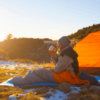 best coleman sleeping bags for camping