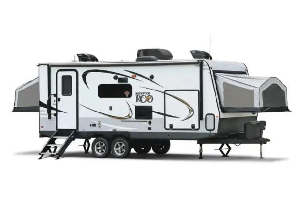 Hybrid Camper - 2021 Forest River Rockwood - Roo 233S Exterior