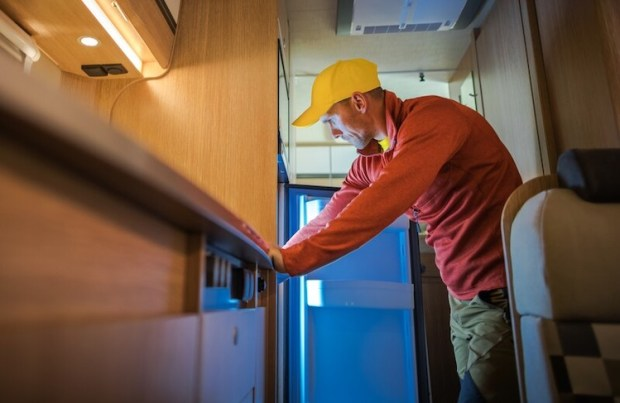 how to winterize a camper - plumping system prep