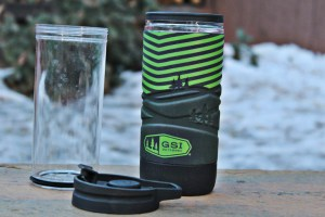 GSI French Press Cup - A quick and easy solution