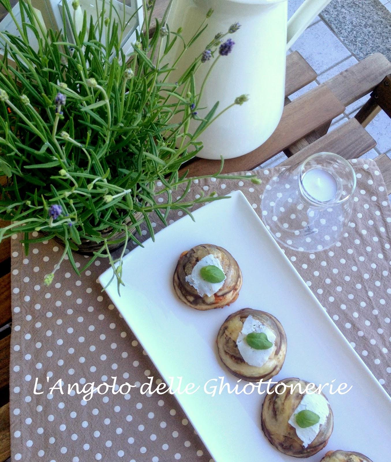 Timballino di anelletti siciliani alla norma (ricetta light)