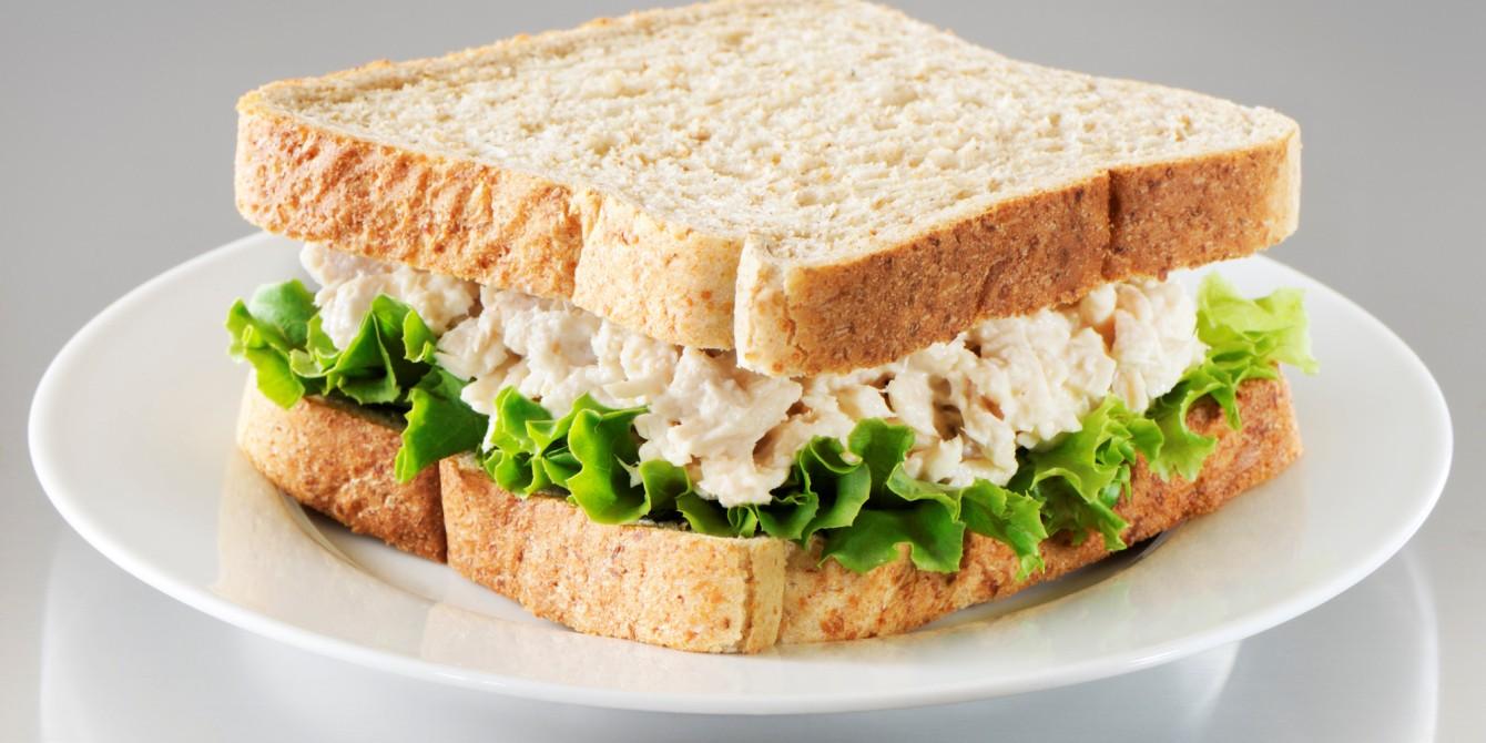 sandwich con filetti di tonno Campisi