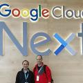 google cloud next, google, cloud, amazon, aws