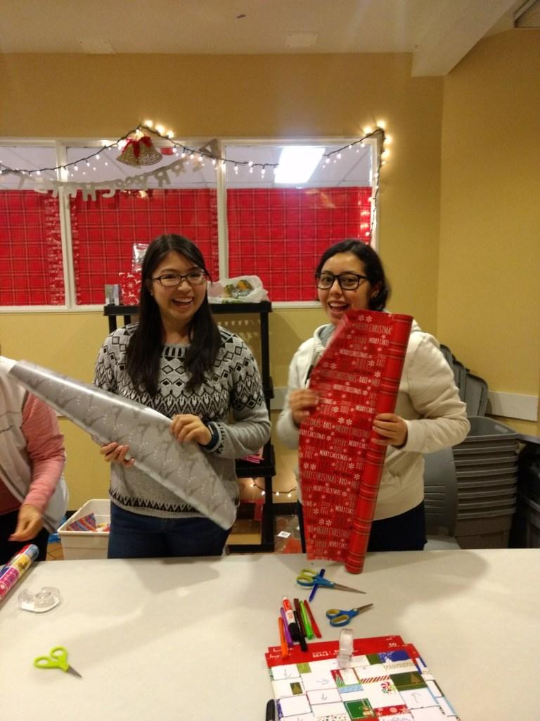 Canadian Web Hosting Christmas Volunteering at Union Gospel Mission