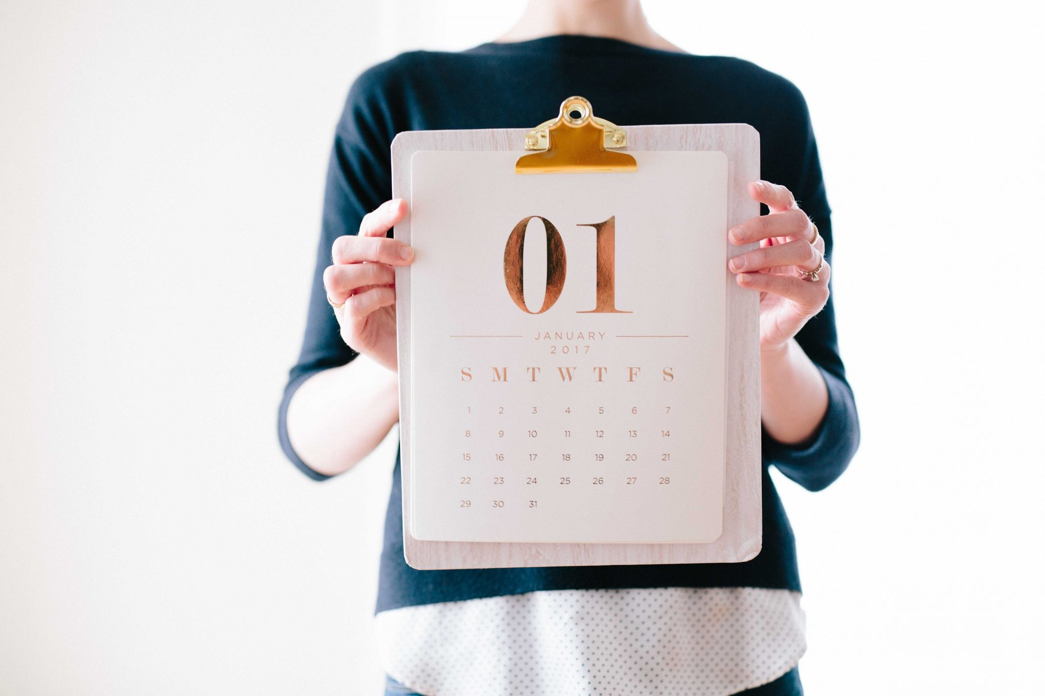 New Years Resolutions for business success
