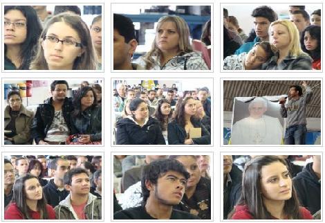 Pregação do Emanuel no encontro de Jovens Firmes na Fé