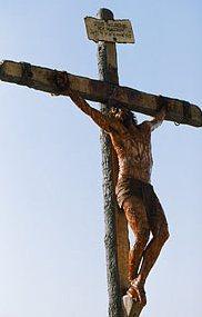 Resultado de imagem para imagem de jesus derramando o sangue na cruz