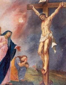 A virgem Maria e o Mistério da cruz de Cristo