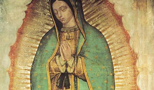 As aparições de Nossa Senhora de Guadalupe e a sua mensagem para o nosso tempo.
