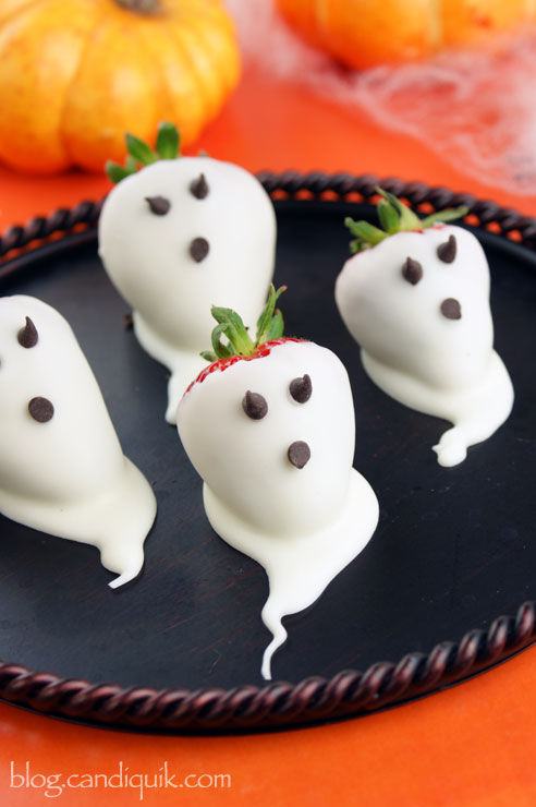 Strawberry Ghosts @candiquik