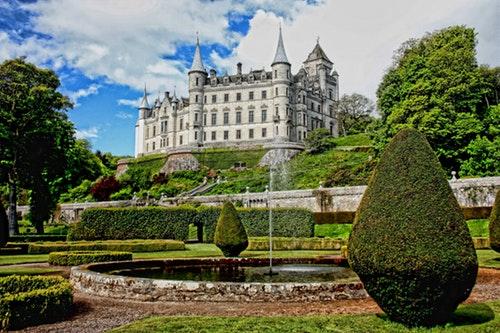 visitare un castello