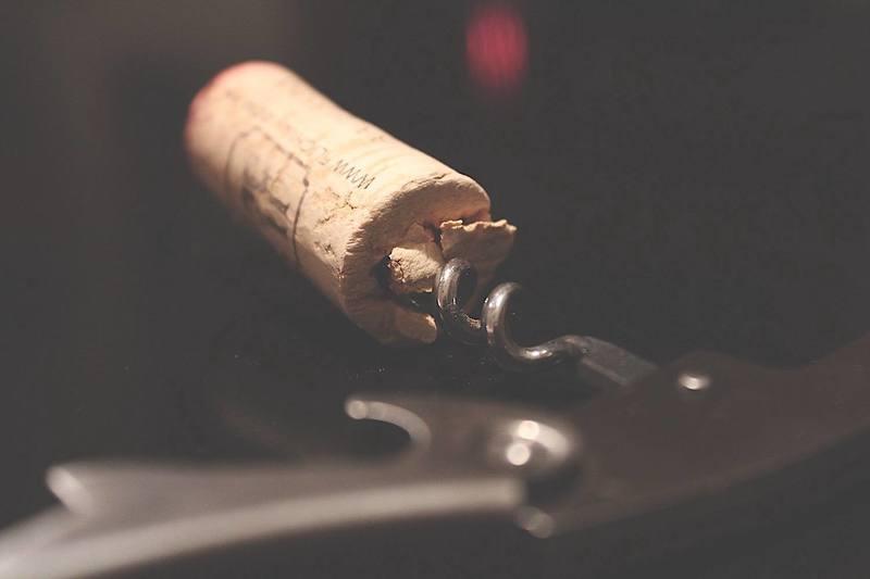 cavatappi turacciolo vino