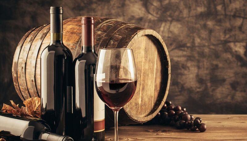 vino profumo legno