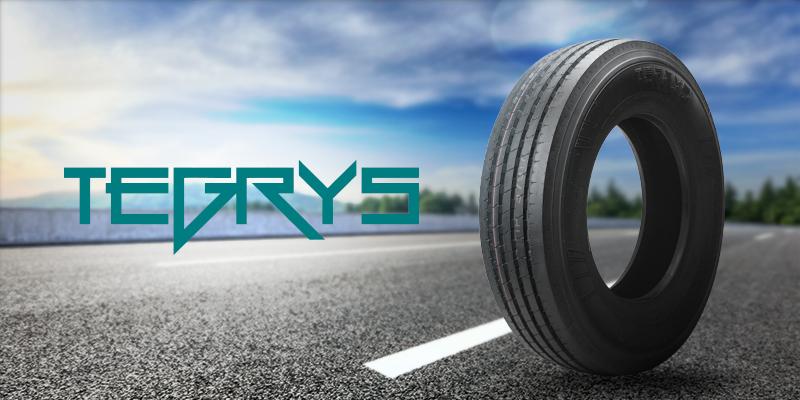 Tegrys: pneus para caminhões