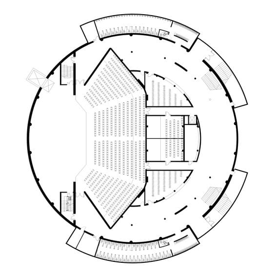 9 Auditorium Plan Templates To Inspire Your Next Project