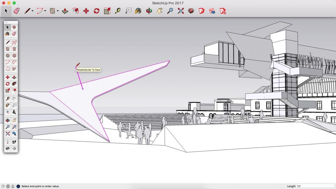 hight resolution of 6 sketchup