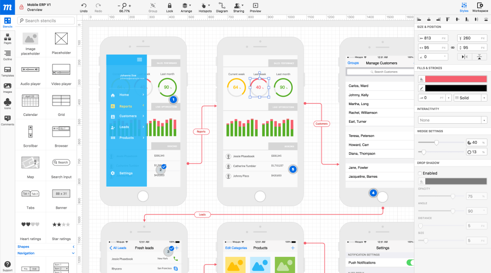 medium resolution of how to create wireframes