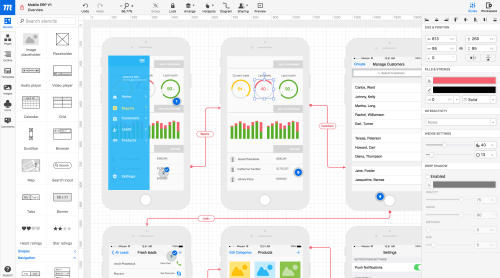 small resolution of how to create wireframes