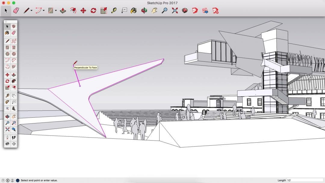 hight resolution of 5 sketchup