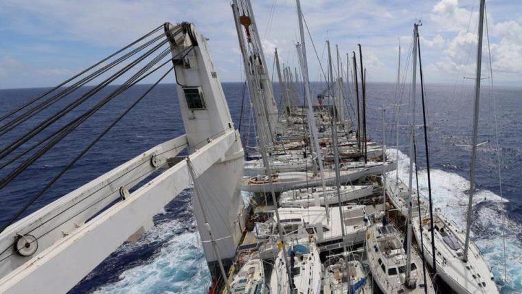 Convoyage cargo - Capt'n Boat