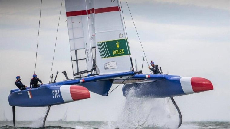 Team Sail GP France - Bruno Dubois